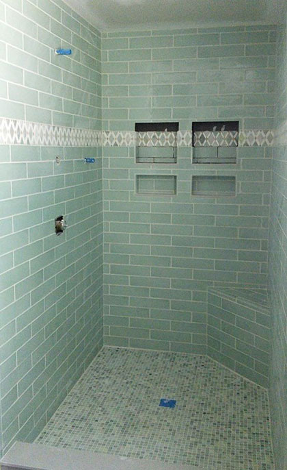Tile Bathroom Shower Maryland